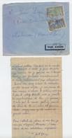 Guyane Française, Lettre 1951,Hôtel Gouvernement Cayenne, Radio Amateur Ho A Tong,M. Léger, Montsoreau - Unclassified