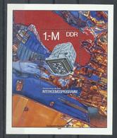 ALEMANIA DEMOCRATICA  YVERT  H/B  49     MNH ** - FDC: Ersttagsblätter