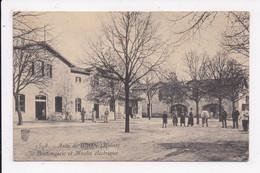 CP 69 BRON Asile Boulangerie Et Moulin électrique - Bron
