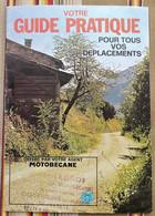 51 CHALONS SUR MARNE D. LORDI Livret Guide Pratique MOTOBECANE Cady Mobix Mobylette 40 50 125 LT1 Rouff C46... - Advertising