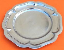Plat De Service Service Polylobe  Inox  Années 70 - Dishes