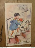 Germaine BOURET : On Va Lui Porter Nos Bons Voeux ................ 210215-2061 - Bouret, Germaine