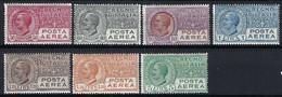 ITALIE Poste Aérienne: Y&T 3.9 Neufs* - Airmail