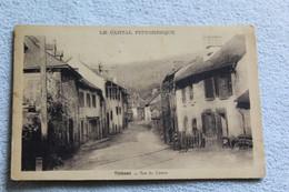 Thiézac, Rue Du Centre, Cantal 15 - Andere Gemeenten