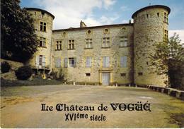 07 - Vogüé - Le Château (XVIe Siècle) - Other Municipalities