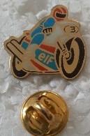 Pin's - Motos - ELF - N° 3 - - Motorfietsen