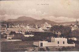 CPA VUE DE TUNIS - Tunisia