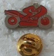 Pin's - Motos - ELF - - Motorfietsen