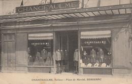 Chanceaulme, Tailleur : Place Du Marché, Bergerac - 1924 - Bergerac