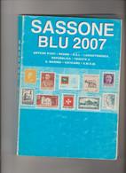 SASSONE BLU, Catalogo 2007,   Italia Regno, Antichi Stati, Repubblica, S. Marino, Vaticano, Usato - Italia