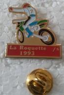 Pin's - Motos - La Roquette / S - 1993 - - Motorfietsen