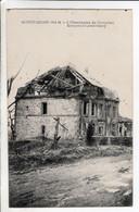 Cpa MONTFAUCON L'Observatoire Du Kronprinz - Guerre 1914-18