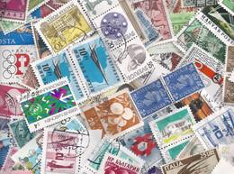 VRAC -2 = MONDE + EUROPE + FRANCE +/- 1000TPs,  VOIR THEMES & ANCIENS = + / - 0.015 € Le TP, TOUS LES LOTS SONT DIFF. - Lots & Kiloware (min. 1000 Stück)