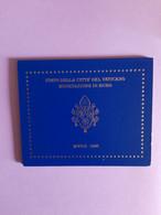 Coffret BU Vatican - Série Divisionnaire 2007 - Vatican