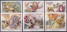 ÖSTERREICH 1968 Mi-Nr. 1278/83 ** MNH - 1961-70 Ungebraucht