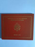 Coffret BU Vatican - Série Divisionnaire 2008 - Vatican