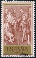1959 Spanien  Mi 1146 Pyrenäen Tourismus ** Perfekter Zustand, Postfrisch   (Michel) - 1951-60 Unused Stamps