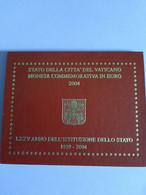 Coffret BU Vatican - 2 Euros Commémorative 2004 - Vatican