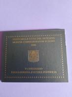Coffret BU Vatican - 2 Euros Commémorative 2006 - Vatican