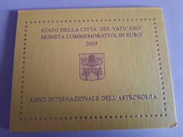 Coffret BU Vatican - 2 Euros Commémorative 2009 - Vatican