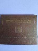 Coffret BU Vatican - 2 Euros Commémorative 2011 - Vatican
