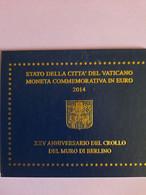 Coffret BU Vatican - 2 Euros Commémorative 2014 - Vatican