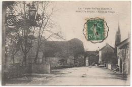70 NOROY-le-BOURG  Entrée Du Village - Other Municipalities
