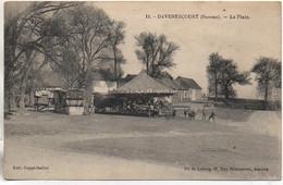 80 DAVENESCOURT  La Place (manège) - Andere Gemeenten