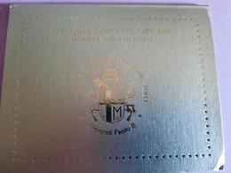 Coffret BU Vatican - Série Divisionnaire 2 Euros 2003 - Vatican