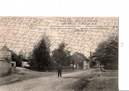 Bade-Hotel.  Salzbronn-Saaralben. Poftkart. Ecrite En 1912. TRES BON ETAT.  Voir SCANS Recto-verso - Sarralbe