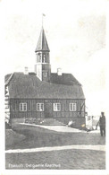 Denmark:Ebeltoft, Town Hall, Pre 1940 - Danimarca