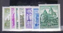 AUTRICHE      1957   N°  873AA  / 874A    ( Neuf Sans Charniére )  COTE     31 € 50     ( F 475 ) - Ungebraucht