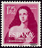 1954 España  Ed 1129 Ribera Pintura **MNH Perfecto Estado, Nuevo Sin Charnela  (Edifil) - 1951-60 Unused Stamps