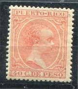PUERTO  RICO   Nº  128     Bonito-charnela-165 - Puerto Rico
