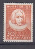 GROENLAND      1958   N°    32      ( Neuf Sans Charniére )  COTE     15 € 00     ( F 479 ) - Ungebraucht