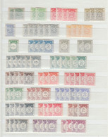 België Lot Strafportzegels  X (MH)   Cote 192,00 Euro - Briefmarken