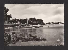 CPSM Gf . 56 . SARZEAU . La Plage De Port St-Jacques . - Sarzeau