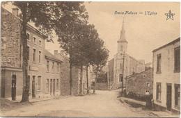 Grand-Halleux (Vielsalm) - L'Église - Vielsalm
