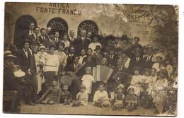 RECOARO - ANTICA FONTE FRANCO - FISARMONICA - CHITARRA - Vicenza