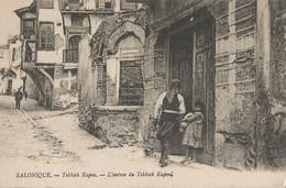CPA - Salonique - L'Entrée De Tekkieh Kapou - Greece