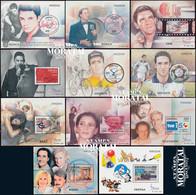 2000 Espagne  Yv BF-86/95 BF Correspondance Ecoliers Événements Historiques **SC TTB Très Beau, Neuf Sans Charnière  (Y - 1991-00 Unused Stamps