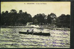 ►   Cpa AVIRON - 1923  - Gerardmer  - Lac De Trexeau - Rowing