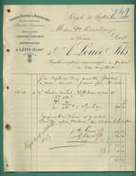 27 Léry Louée Fils Chardons Naturels Et Minéralisés ( Médaille Mérite Agricole ) 25 09 1906 - Artesanos