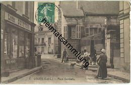 Ligueil - Place Gambetta - Altri Comuni