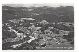 26072 -  Fliegeraufnahme Von Heubach-Rüschegg + Cachet CPFusilers - BE Berne