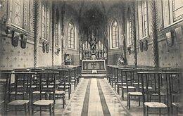 Waremme - Chapelle Du Pensionnat Des Filles De La Croix (R. Schüttringer) - Waremme