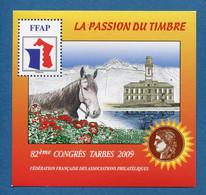 ⭐ France - Bloc Souvenir FFAP - YT N° 3 ** - Neuf Sans Charnière - 2009 ⭐ - FFAP