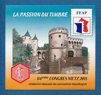 ⭐ France - Bloc Souvenir FFAP - YT N° 5 ** - Neuf Sans Charnière - 2011 ⭐ - FFAP