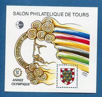 ⭐ France - Bloc Souvenir CNEP - YT N° 15 ** - Neuf Sans Charnière - 1992 ⭐ - CNEP