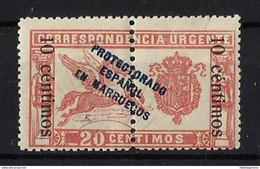 MARRUECOS *66 Nuevo Con Charnela. Cat.23 € - Spanish Morocco